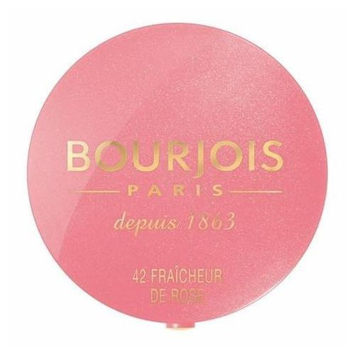 Bourjois Little round pot blusher róż do policzków 42 fraicheur de rose 2,5g - Super cena