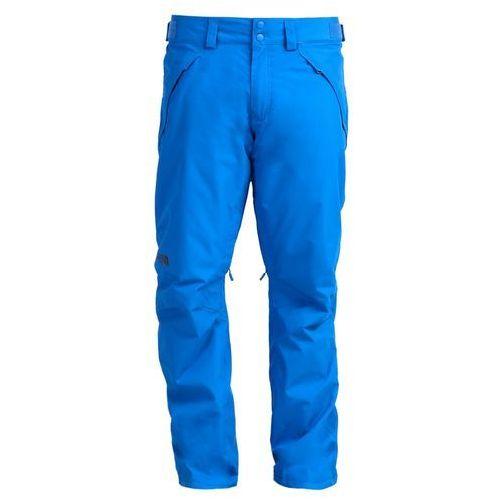 The North Face PRESENA Spodnie narciarskie bomber blue