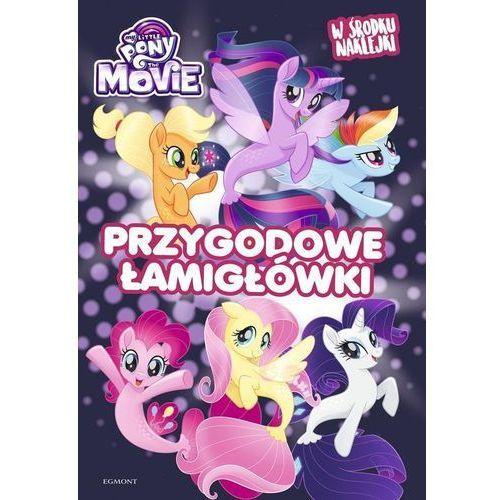 My Little Pony The Movie Przygodowe łamigłówki, praca zbiorowa