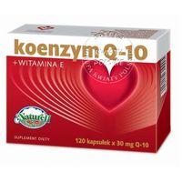 Koenzym q10 naturell 30 mg+wit e x 120 kaps (5906150310905)