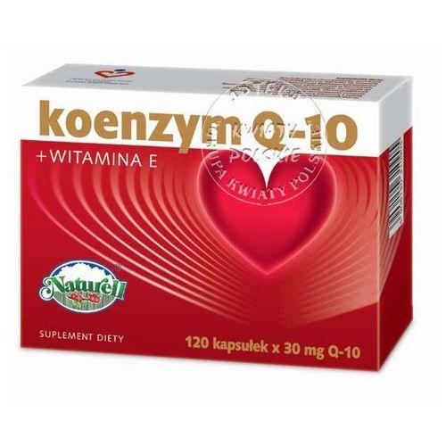 Koenzym q10 naturell 30 mg+wit e x 120 kaps