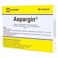 Aspargin 50 tabl. (5909990210718)