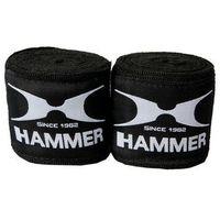 Bandaż bokserski HAMMER - elastyczny - 2,5m