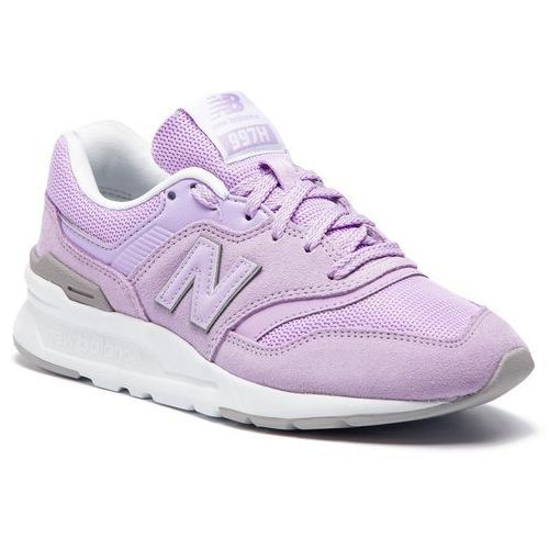 Sneakersy - cw997hcc fioletowy, New balance
