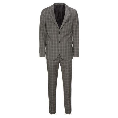 Pier one garnitur 'formal check suit' szary