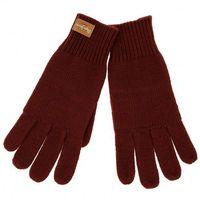 Rękawiczki Damskie PEPE JEANS - Elissa Gloves PL080128 Garnet 284