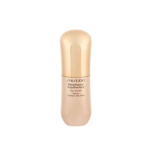 Benefiance nutriperfect krem pod oczy 15 ml dla kobiet Shiseido