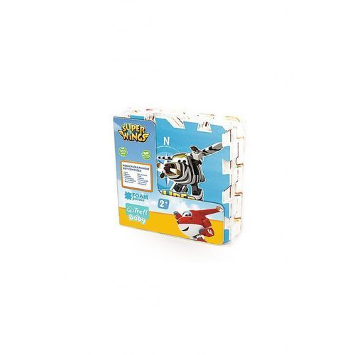 Układanka-puzzlopianka superwings 5o36k2 marki Trefl