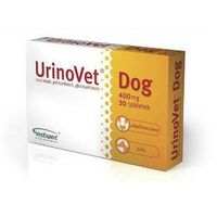 urinovet®dog schorzenia dróg moczowych u psów marki Vetexpert