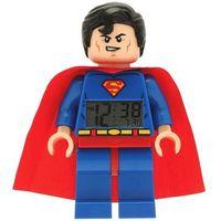 Budzik LEGO Super Movie 9005701 Superman + DARMOWY TRANSPORT! (5060286801451)
