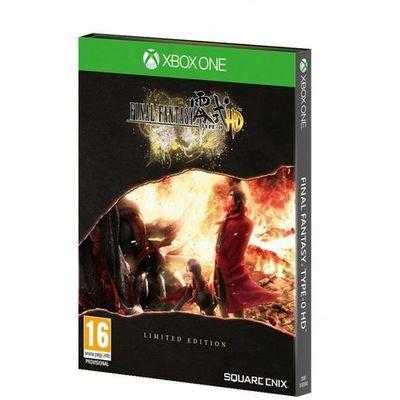 Gry Xbox One Square Enix