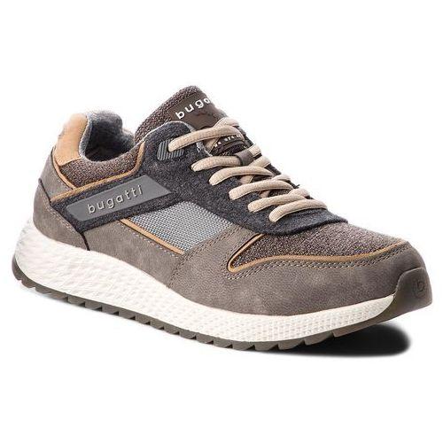 Sneakersy BUGATTI - 321-54803-6900-1400 Taupe, kolor brązowy
