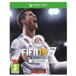 Gra XBOXONE FIFA 18 Edycja Ronaldo