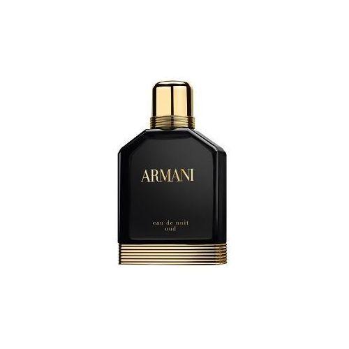 Giorgio Armani Eau De Nuit Oud Pour Homme woda perfumowana 100 ml