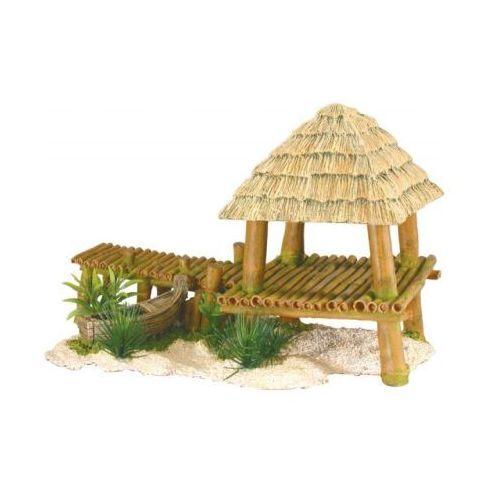 Zolux Łódka i pomost z bambusa - 9,5 cm (3336028552410)