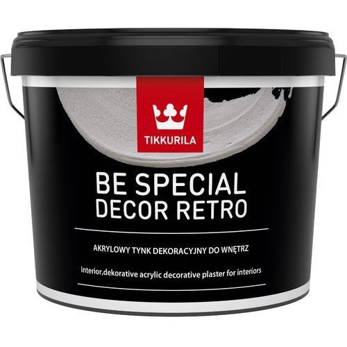 Tikkurila be special decor gold 0,9l