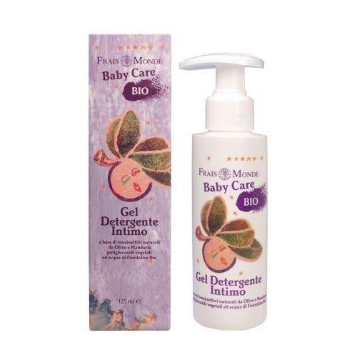 baby care intimate cleaning gel kosmetyki do higieny intymnej 125 ml dla dzieci marki Frais monde
