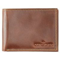 portfel QUIKSILVER - Mini Macbro Chocolate Brown (CSD0)