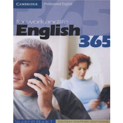 English 365 1 Książka Ucznia, oprawa miękka