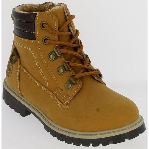 klasyczny najlepiej sprzedający się na stopach zdjęcia V+J buty zimowe za kostkę chłopięce 32 brązowy Ocena produktu: