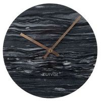 Zuiver zegar marble time szary 8500035