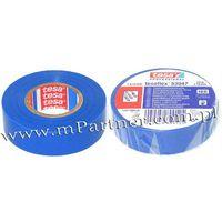 Taśma izolacyjna pcv 53947 19mm x 20m niebieska marki Tesa