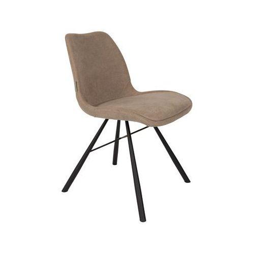 Zuiver Krzesło BRENT piaskowe 1100299