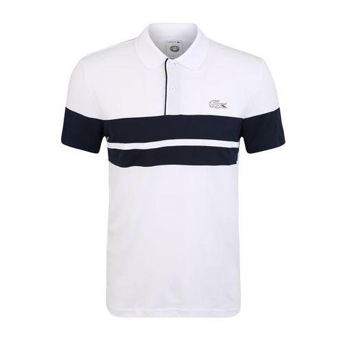 Lacoste Sport Koszulka funkcyjna niebieski / biały