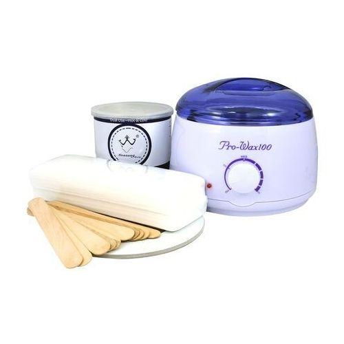 Cosnet Zestaw podgrzewacz do wosku w puszce+wosk+paski - Super rabat