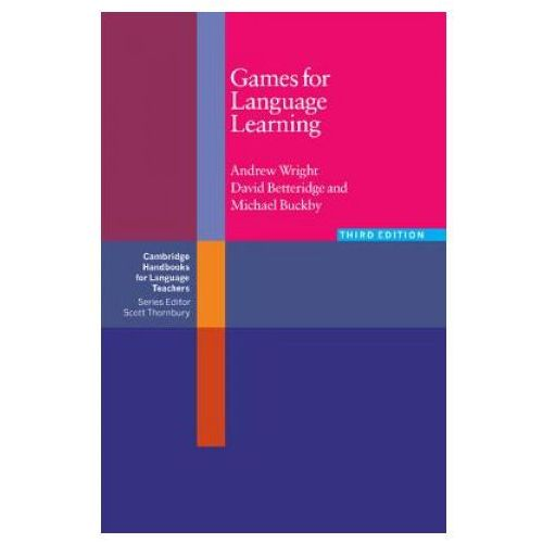 Games for Language Learning, oprawa miękka