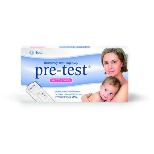 Noris pharma Pre-test - płytkowy test ciążowy