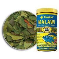 malawi pokarm płatkowy dla pielęgnic mbuna z jeziora malawi 11l/2kg marki Tropical