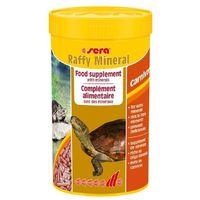 raffy mineral - wysokoenergetyczny pokarm dla gadów 1l marki Sera