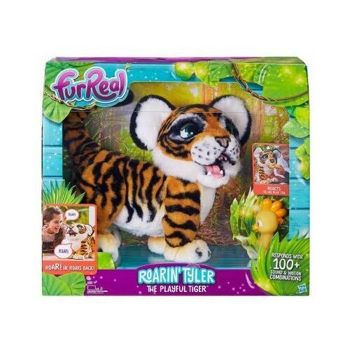 FurReal Friends - Interaktywny tygrysek Tyler B9071