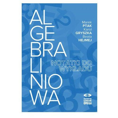 Algebra liniowa - notatki do wykładu (200 str.)