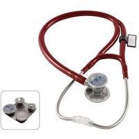 Mdf Stetoskop kardiologiczny procardial c3 z tytanu 6w1 - burgundowy (6940211616291)