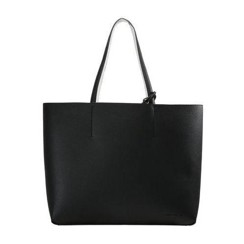 Calvin Klein Jeans ULTRA LIGHT REVERSIBLE TOTE Torba na zakupy black, kolor czarny