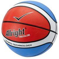 Piłka do koszykówki tricolor 7 marki Allright