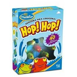 Hop! hop! skoczna gra logiczna marki Egmont