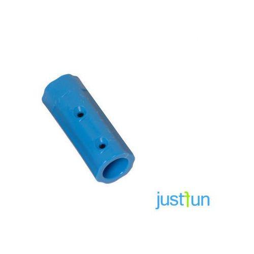 Łącznik do liny z gwintem - niebieski