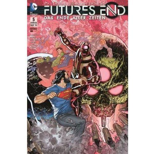 Futures End - Das Ende aller Zeiten. Bd.5 Azzarello, Brian (9783957984753)
