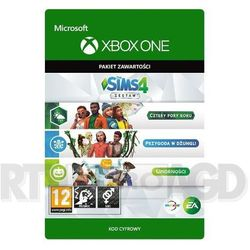 Microsoft The sims 4 - pakiet dodatków 1 dlc [kod aktywacyjny] xbox one