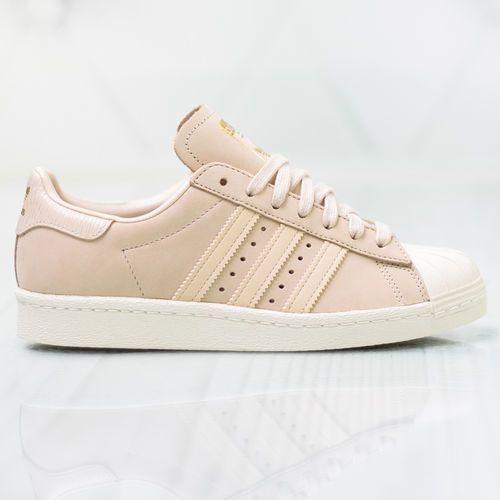 originals superstar 80's tenisówki różowy beżowy 36 2/3, Adidas