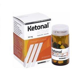 Tabletki przeciwbólowe  SANDOZ Biała Stokrotka