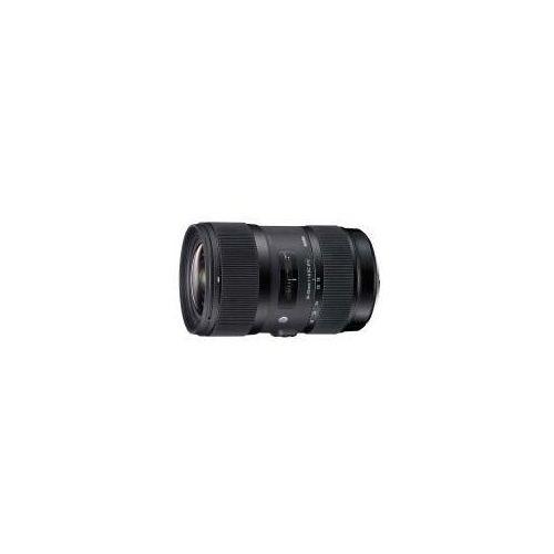 Sigma AF 18-35mm f/1.8 A DC HSM Canon