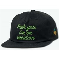 czapka z daszkiem DIAMOND - Diamond Resort Snapback Black (BLK)