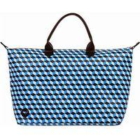 torebka MI-PAC - Weekender Cubic Blue/Aqua (006)