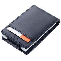 Gustowne etui na karty i dokumenty z ochroną RFID marki TROIKA BLACK & SILVER