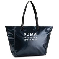 Torebka PUMA - Prime Time Large Shopper 076596 Black/Gunmetak 01
