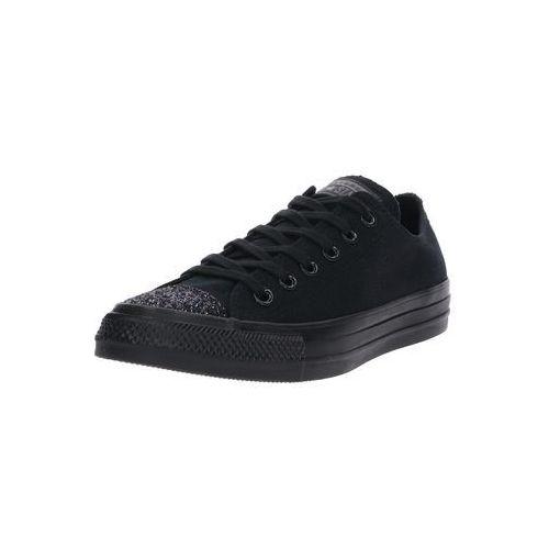 Converse chuck taylor all sta black/black/silver pantofle damskie letnie - 36eur (0888756472803)